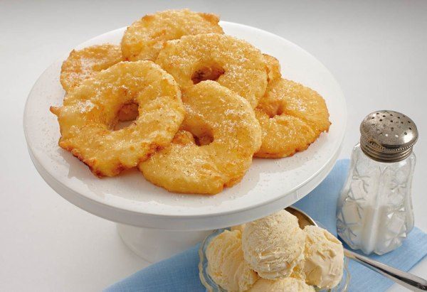 Image of The Crispiest Fritters Around