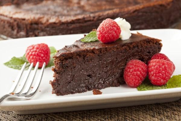 Image of Sugar-Free Chocolate Cake