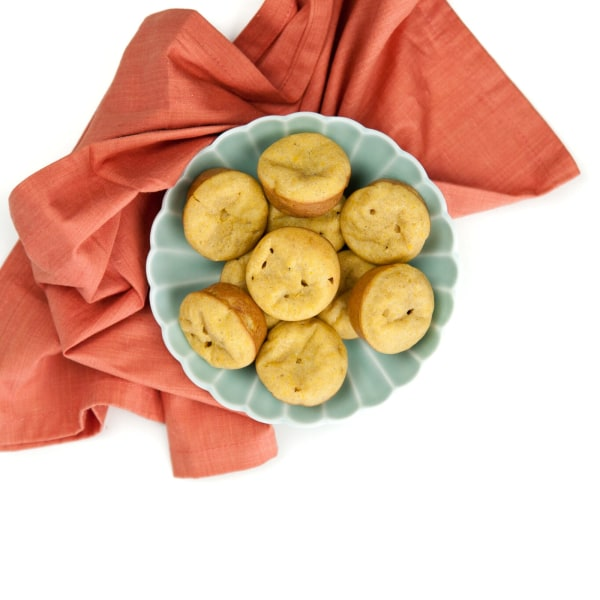 Image of Delightful Baby Pumpkin Muffins