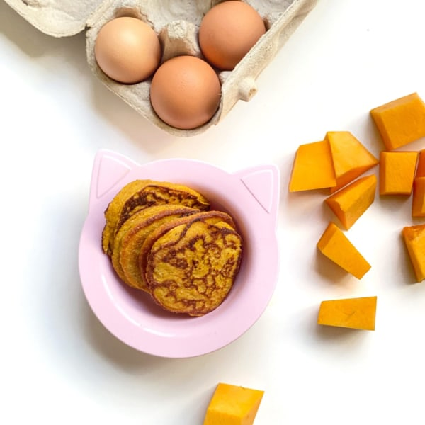 Image of Delicious Pumpkin Spice Pancakes