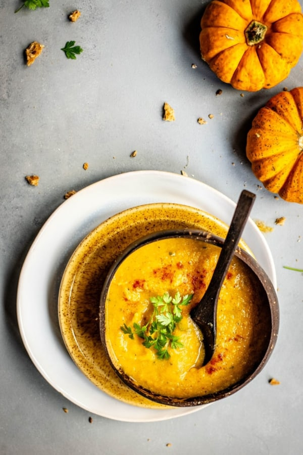 Image ofCauliflower and Chickpea Coconut Curry