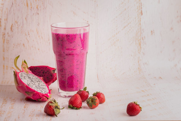 Image of Dragon Fruit Berry Smoothie