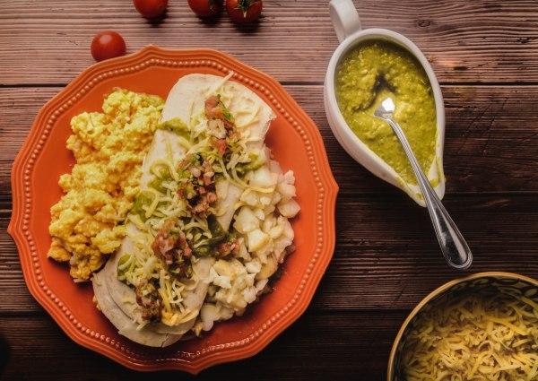 Image ofBreakfast Burritos