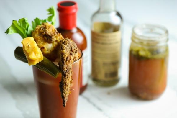 Image ofNashville Hot Bloody Mary