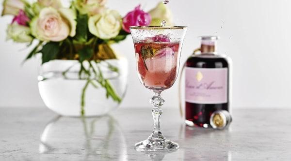 Gin Tonic d´Amour Rezept