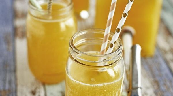 Image of Mango Limonade Rezept