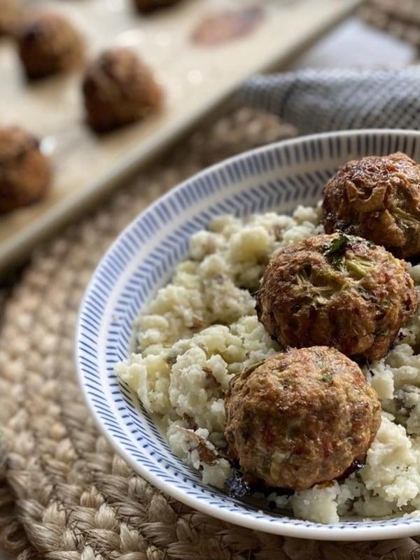 Image ofTurkey Meatballs