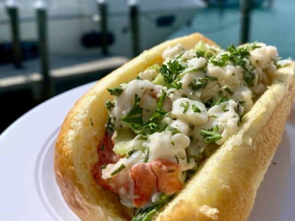Image ofLobster Rolls Straight from the Boat