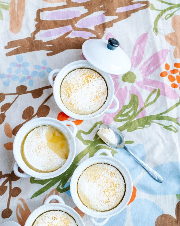 Image of Lemon Rossella Pudding