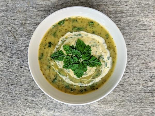 Image ofCream of Chervil Soup