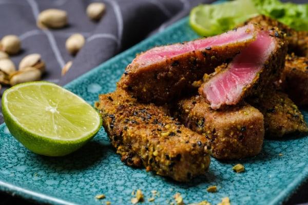 Image of Pistachio Crusted Tuna