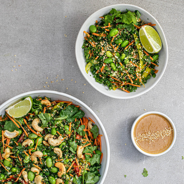 Image ofThai Cashew Salad