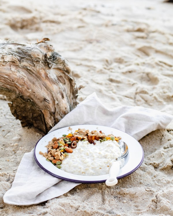 Image of Nutty Moon Porridge