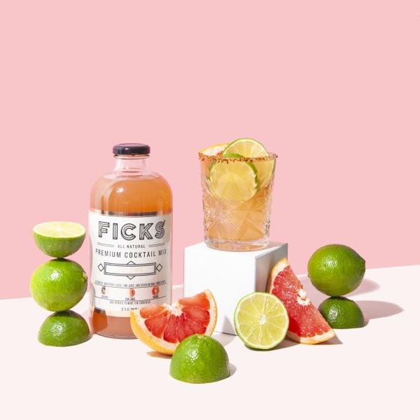 Image ofLow Sugar Paloma Cocktail