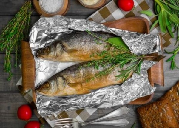 Image of Tangy Baked Trout