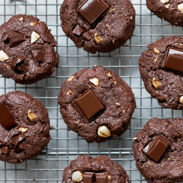 Image ofChocolate Almond Cookies
