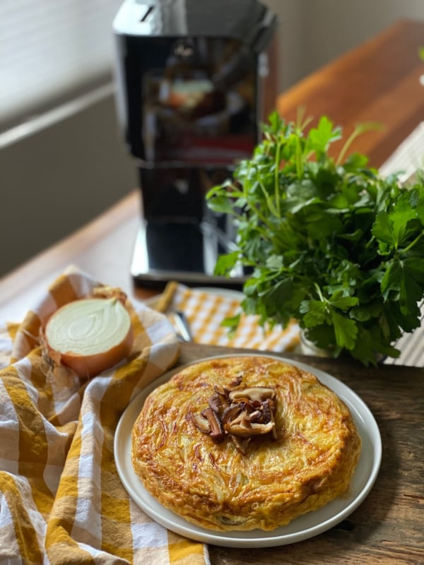 Image ofHow To Cook a Spanish Tortilla