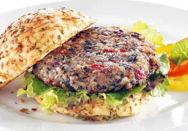 Image ofTBQ Vegetarian Burgers
