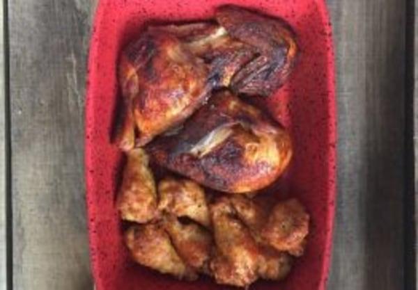 Image ofTBQ Glazed Chicken Wings