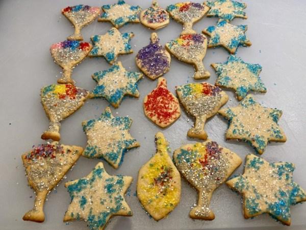 Image ofChanukah Sugar Cookies