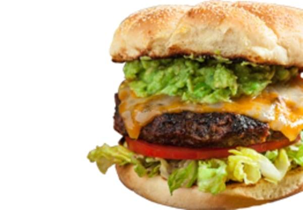 Image ofSmokey TBQ Burger