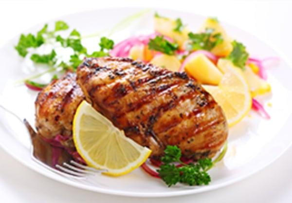 Image ofHoney Bar-B-Q Chicken