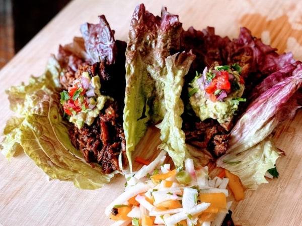 Image of Beef Barbacoa Lettuce Wraps