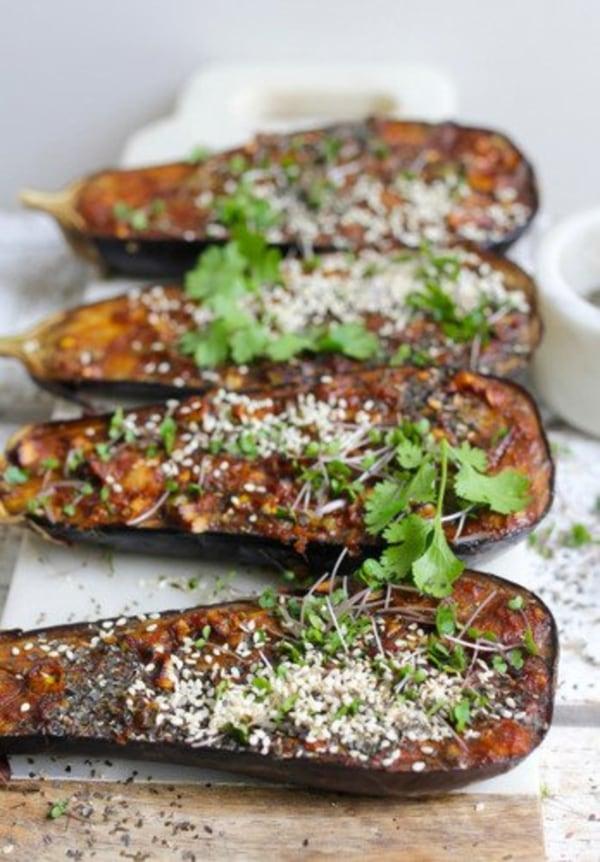 Image ofMiso Eggplant