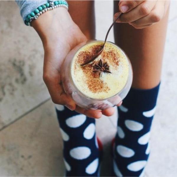 Image ofSleep tonic tumeric latte