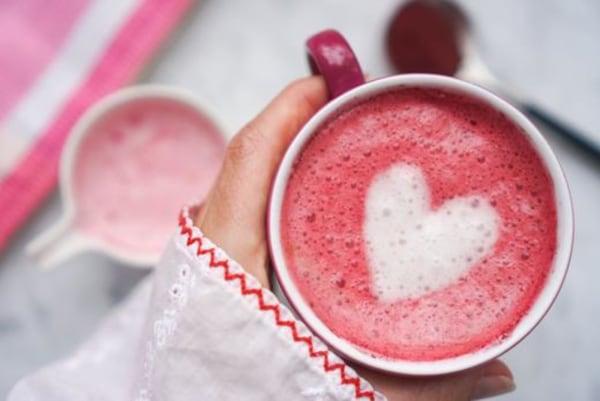 Image ofSweet Beet Luscious Latte