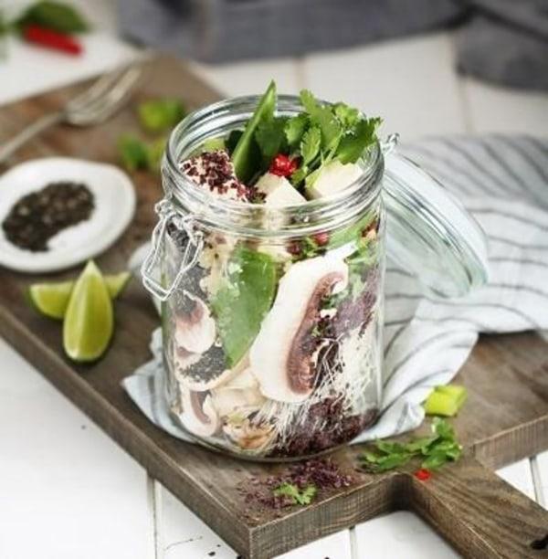 Image ofTake-to-work Superfood Soup Jar