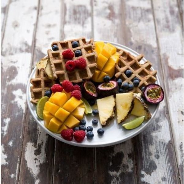 Image ofTigernut Waffles