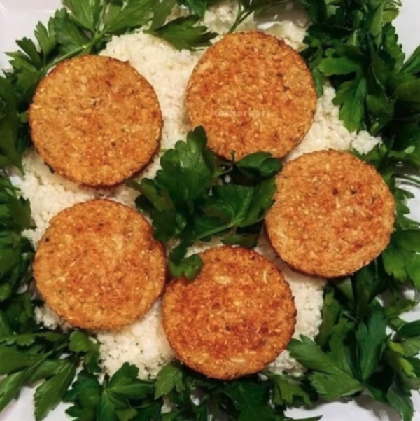 Image ofBoutique Butcher Vegetarian Sliders
