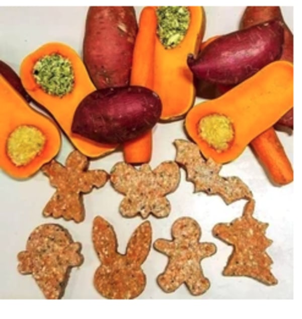Image ofBoutique Butcher Organic Chicken and Veggies Fun Shapes
