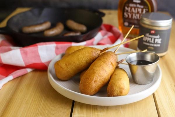 Image of Breakfast Sausage Corndog