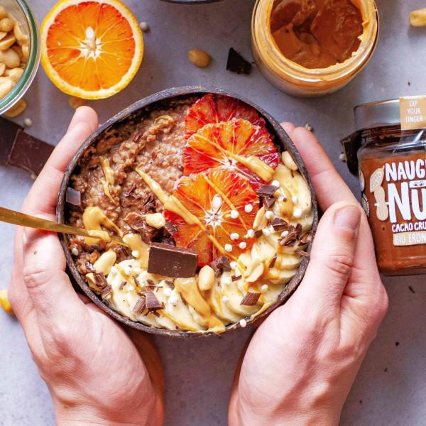Image of Double Chocolate Protein Porridge