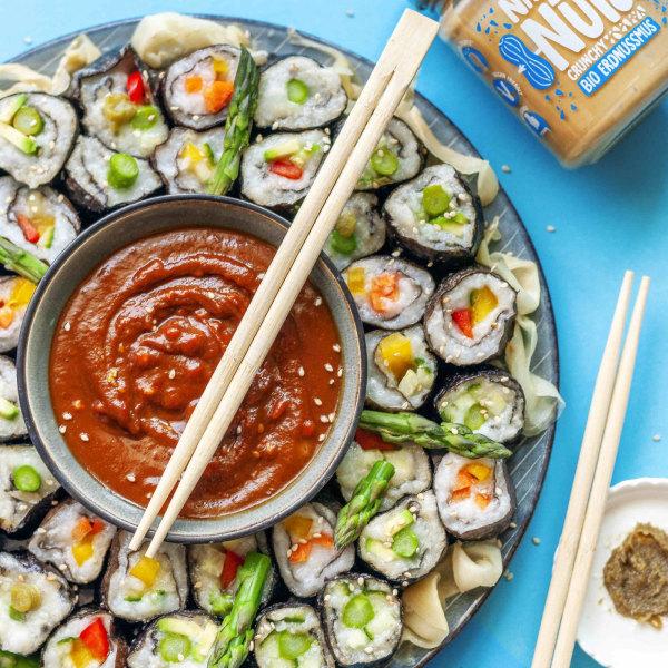 Image of Spargel-Sushi