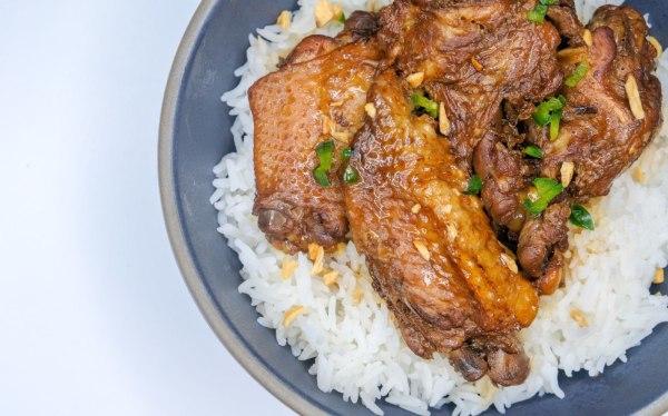 Image of Filipino Chicken Adobo