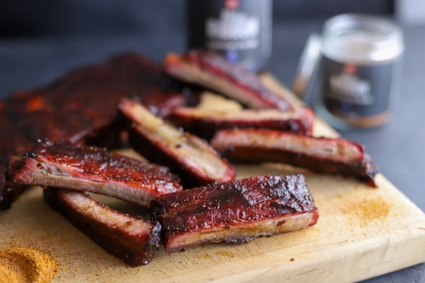 Image of Competition Style Ribs