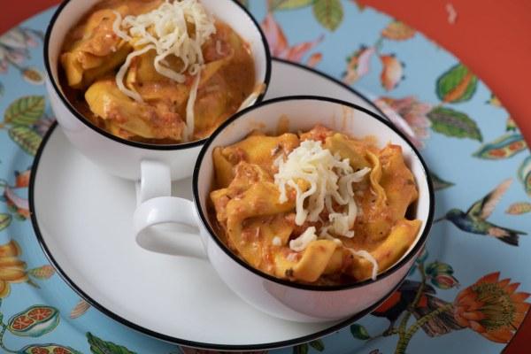 Image of Tortellini Tomato Soup