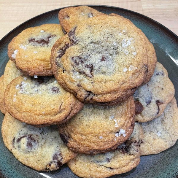 Image of Sweet Baking Spiced Chocolate Chip Cookies