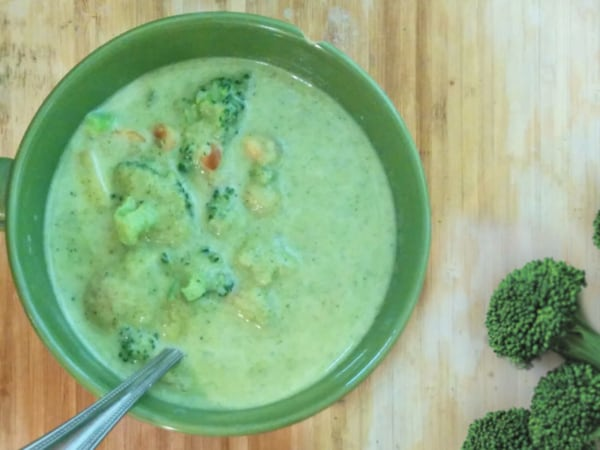 Image ofBroccoli Pear Soup