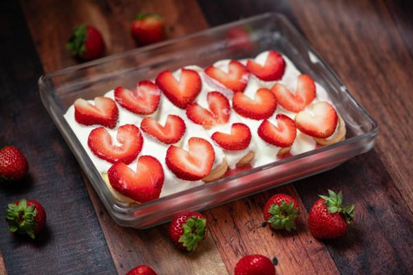 Image of Strawberry Tiramisu