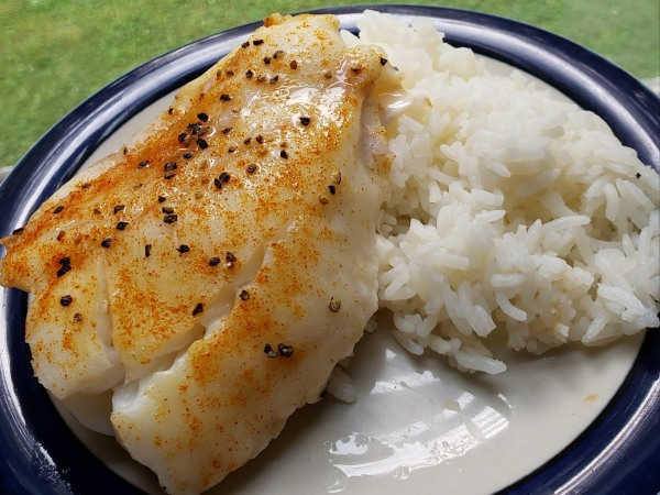 Image of Quick and Easy Baked Cod