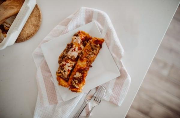 Image ofBeef Enchiladas