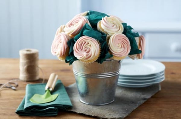 Image ofGluten & Dairy Free Cupcake Bouquet