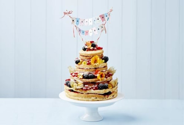 Image ofBlooming Lovely Citrus and Poppy Seed Celebration Drizzle Cake