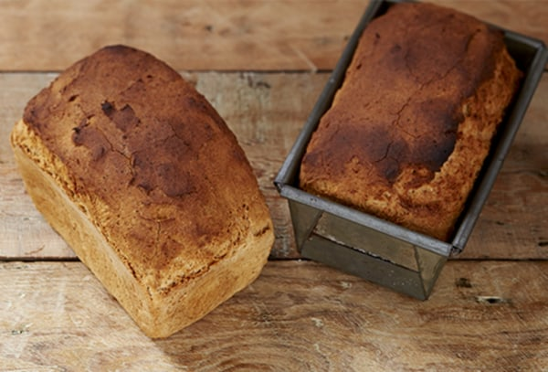 Image ofGluten Free Brown Bread (Oven Baked)