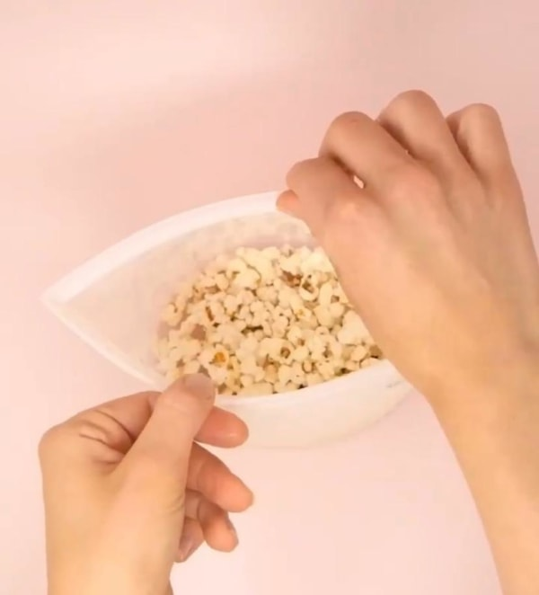Image ofMicrowave Pouch Popcorn
