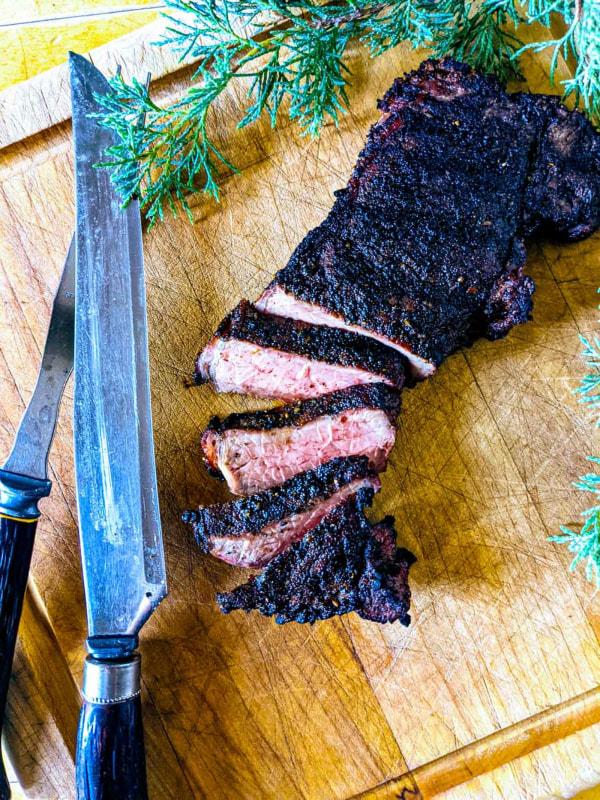 Image ofReverse Seared Steak